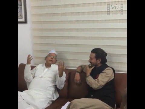 Lalu Prasad Yadav's Funny Interview With Irrfan Khan   | Six Sigma Films