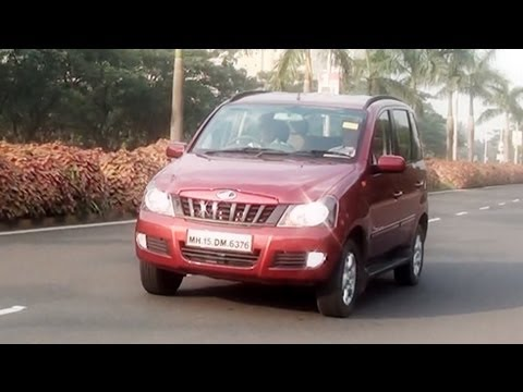 Mahindra Quanto Test Drive   Video review - Indian Drives