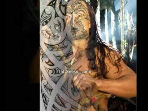 tattseeker.com More great Maori tattoo designs read and watch in-depth
