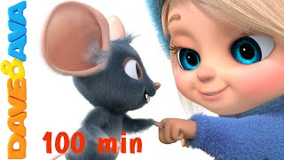 Rig a Jig Jig | Nursery Rhymes Collection and Baby Songs from Dave and Ava
