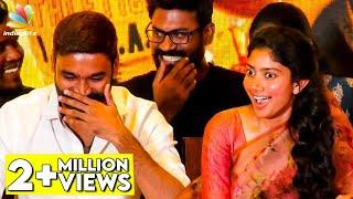 Dhanush-யை வெக்கபடவைத்த  Anchor | Sai Pallavi Cute Moments | Maari 2 Press Meet