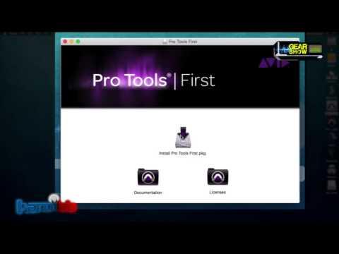 2. Pro Tools First -  Cuentas e Instalación