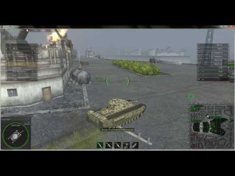 Черчилль Churchill l Кан Ground War Tanks