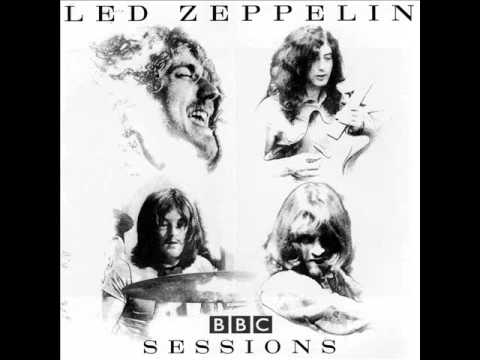 Led Zeppelin - The Girl I Love She Got Long Black Wavy Hair
