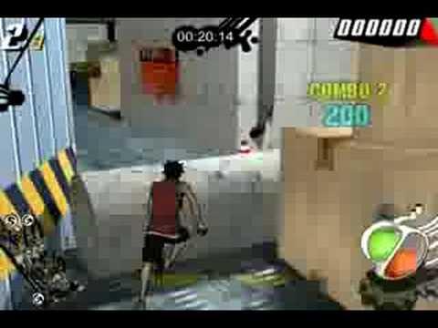 [freejack]Free Running/Yamakasi Online Game[KR]