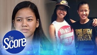 The Score: UST Super Rookie Eya Laure, Former Basketball Player?
