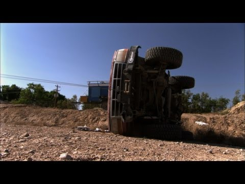 Death Valley 4x4 Challenge Part 2 - Top Gear USA - Series 2