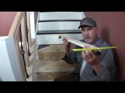 Build a Stair Tread Jig #1