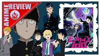 [Anime Review] : Mob Psycho 100