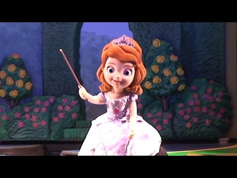 Disney Junior Live On Stage Full Show - Sofia the First. Doc McStuffins. Jake. Hollywood Studios