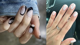 Cute Easy Nail Art Designs and Ideas For Short Nails For Beginners 💄4