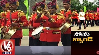 Special Report On 35th Police Brass Band Passing Out Parade | Hyderabad