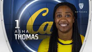 Recap: Cal women's basketball upsets No. 14 Stanford behind Asha Thomas' hot hand