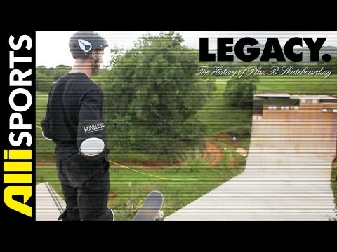 Danny Way, Colin McKay Captains Of Industry | Legacy. The History of Plan B Skateboarding