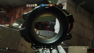 Rainbow Six Siege - Highlight #6