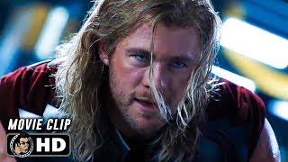 THE AVENGERS Clip - Hulk vs Thor (2012) Marvel
