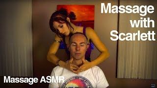Head Massage with Scarlett ASMR