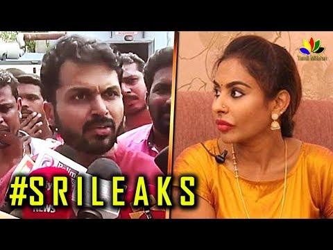 KARTHI - ANSWERS FOR SRI REDDY'S ALLEGATIONS | SriLeaks | Tamilleaks | Sri Reddy Leaks