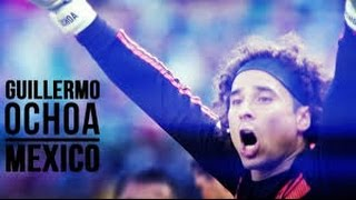 Guillermo Ochoa Best Saves (Málaga) ᴴᴰ