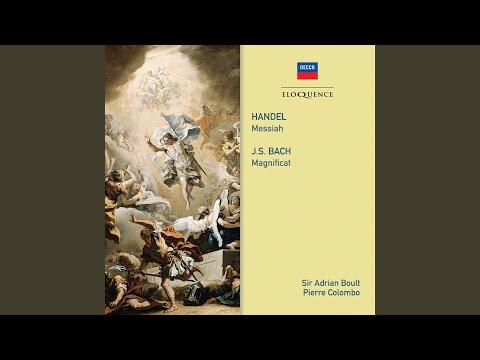 Handel: Messiah, HWV 56 / Pt. 1 - 4. Thus saith the Lord