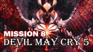Devil May Cry 5 - Playthrough (Part 9) Mission 8: Demon King