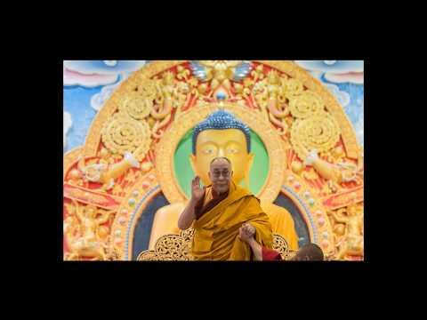 80th Birthday wish to H. H. the XIV Dalai Lama