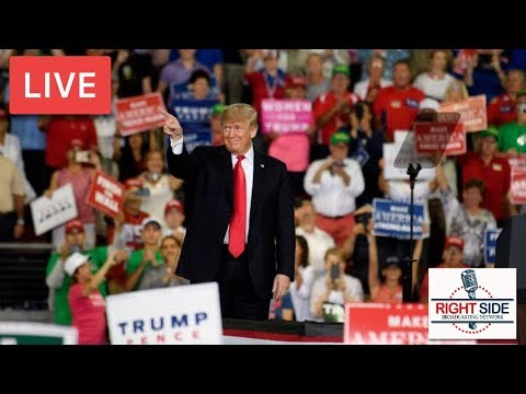 Full Event: President Donald Trump Holds MAGA Rally in Mesa, AZ 10-19-18