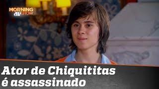 O chocante assassinato de um ator da novela Chiquititas e dos pais dele