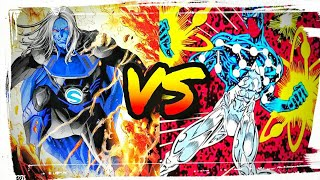 Captain universe vs deadseed sentry