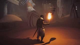 Assassin's Creed Origins - Ultra Gameplay - HP Omen 15 (i7 7700HQ+16gb RAM+GTX 1050ti)