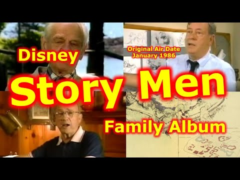Story Men - Disney Family Album