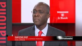 Makhtar Diop dans Internationales