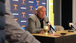 Phillip Fulmer on Tennessee Basketball 4-16-19
