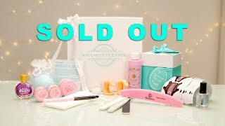 Suzie Introduces and Unboxes Her Professional Acrylic Starter Kit