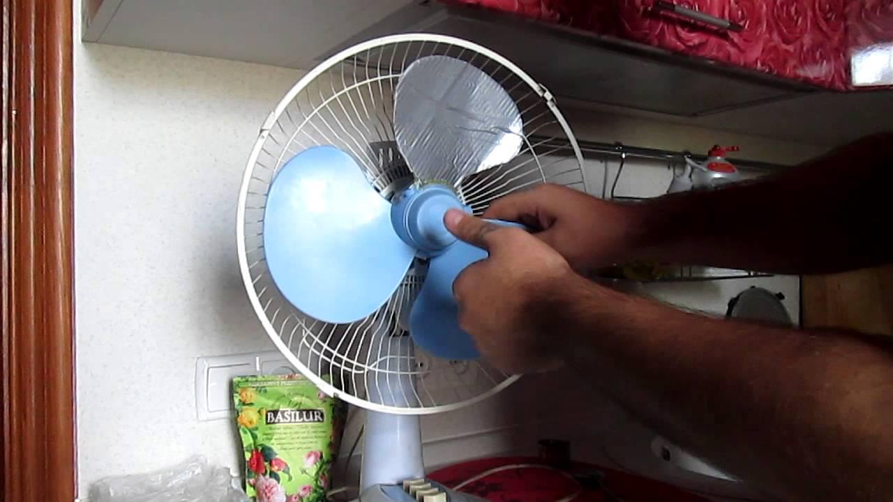 Ремонт домашнего вентилятора своими руками 51