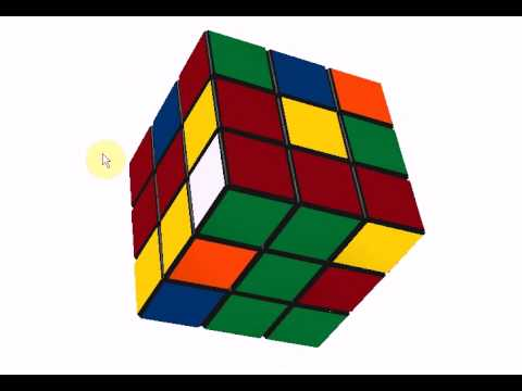 How to solve Rubik s Cube easy (unique approach) no notation
