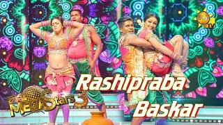 Rashipraba Sandeepani with Baskar Mega Stars 3 | FINAL 12 | 2021-07-25