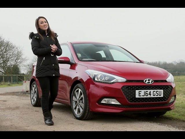 Hyundai i20 2015 review | TELEGRAPH CARS - YouTube