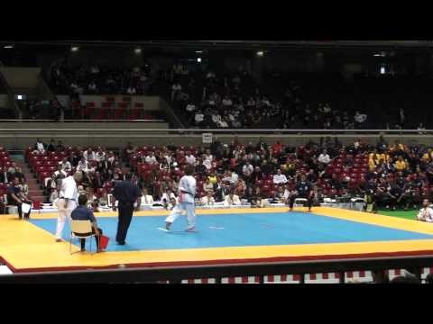 Tariel Nikoleishvili vs Yousef Alrruwaih @ 10th World Open Kyokushin Karate Tournament Image 1