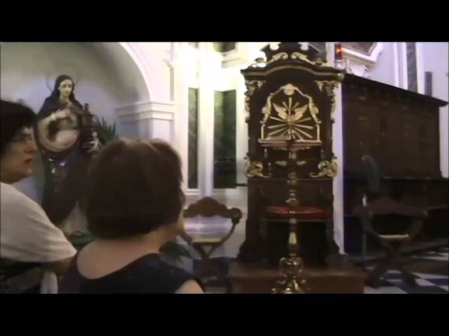 Filmato Cinquantaquattrini  celebrazione Messa 17082014