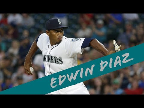 Edwin Diaz 2018 Highlights [HD]