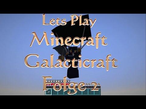Lets Play Minecraft Galacticraft S4 Folge #02 (67) Ein kurzer Stop zur Erde (Full-HD)