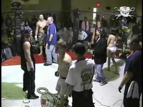 Jeff Pender vs. Trent Rogers