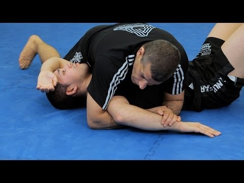 How to Do a Kimura from Side Control | MMA Submissions