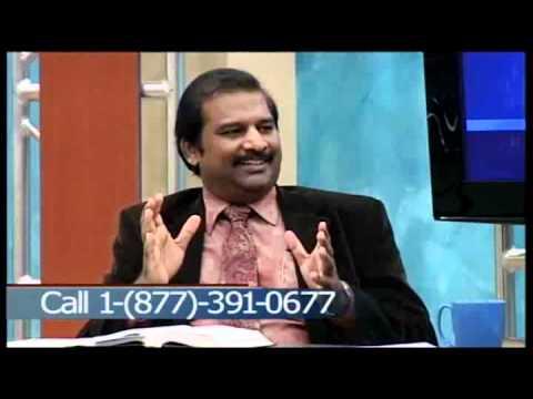 Dr. Paul Dhinakaran in Spiritual Gifts Webcast - Part I