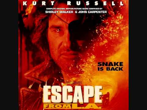 John Carpenter - Theme From Snake Plissken