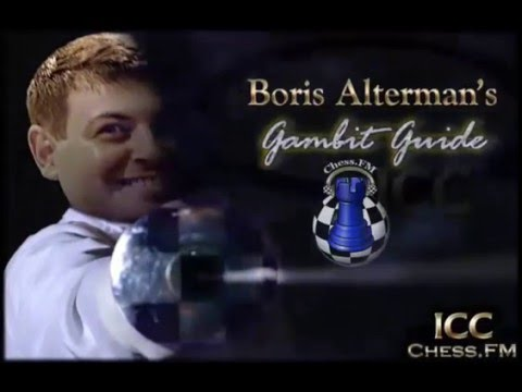 GM Alterman's Gambit Guide - Kasparov Gambit - Part 2 at Chessclub.com