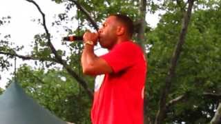 Pete Rock & CL Smooth- They Reminisce Over You (T.R.O.Y.) @ Central Park, NYC