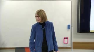 Turing Data Science Class: Statistical analysis of networks - Professor Gesine Reinert