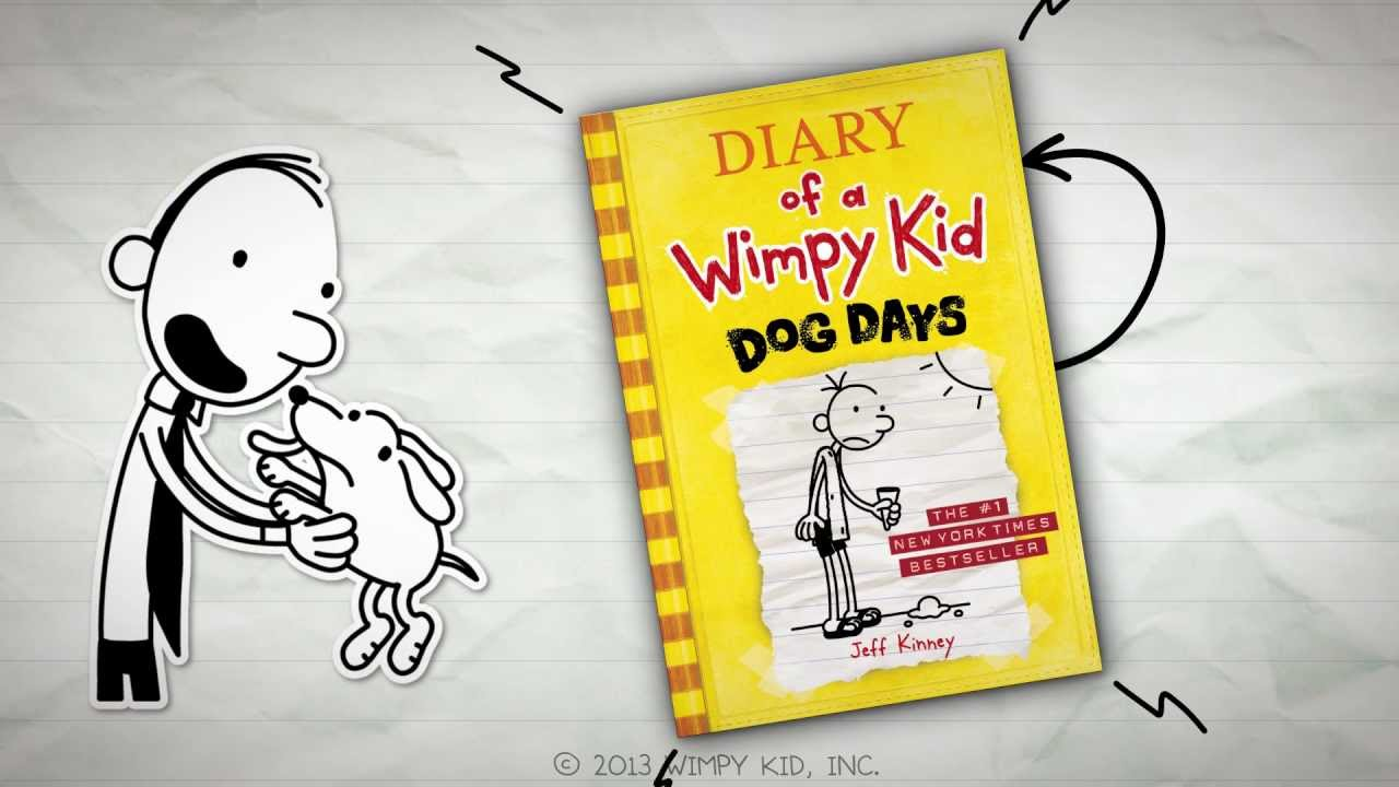 Diary Of Of A Wimpy Kid Dog Days